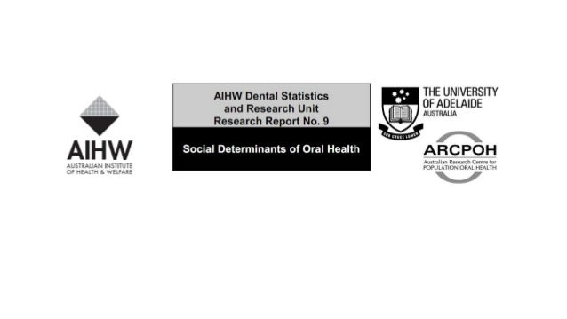 Oral health-related quality of life Oral health-related quality of life (OHRQoL); one indicator of oral health. OHRQoL w...