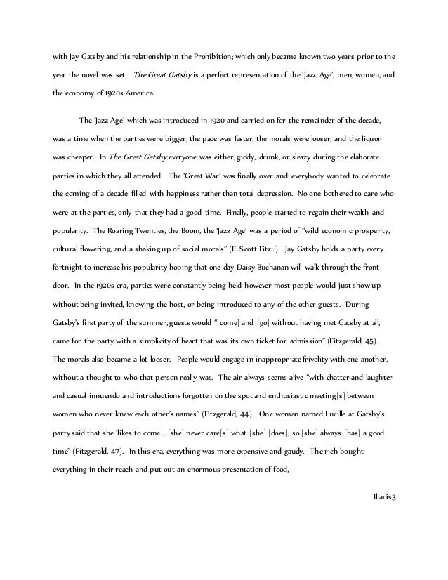 Free 1920s essays and papers page 2