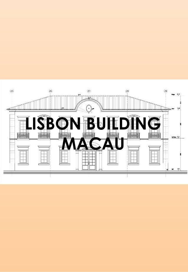 LISBON BUILDING MACAU
