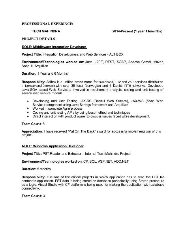 100 java j2ee sle resume java developer resumes in