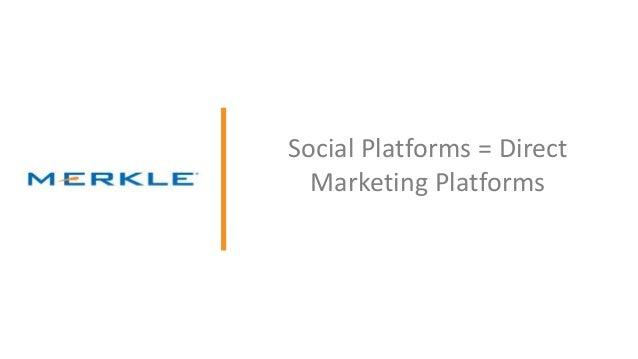 Media Planning and Social Platforms