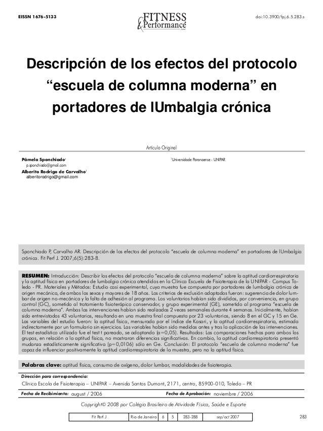 551 2 lombalgia cronica rev 5 2007 espanhol