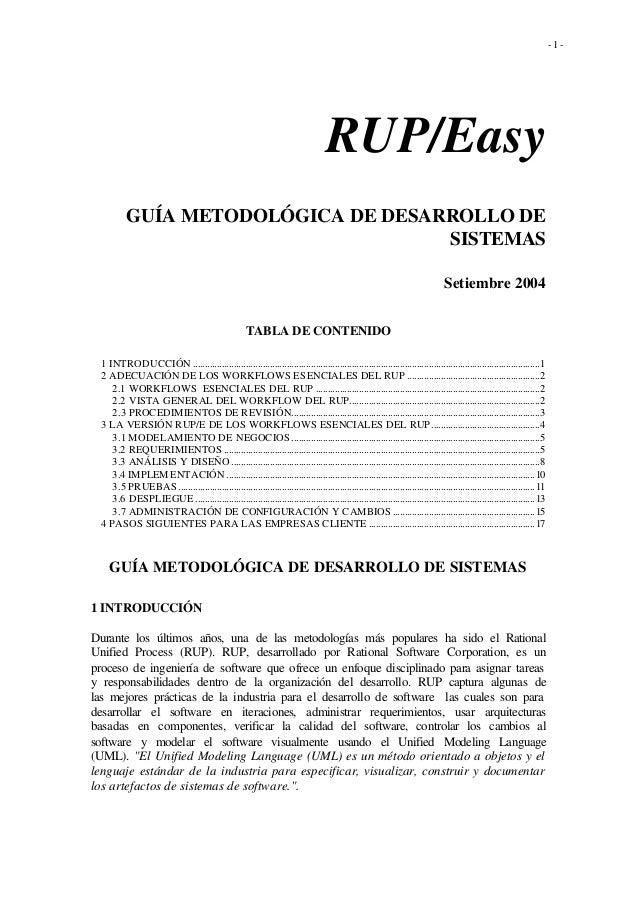 -1-                                                                                     RUP/Easy           GUÍA METODOLÓGI...