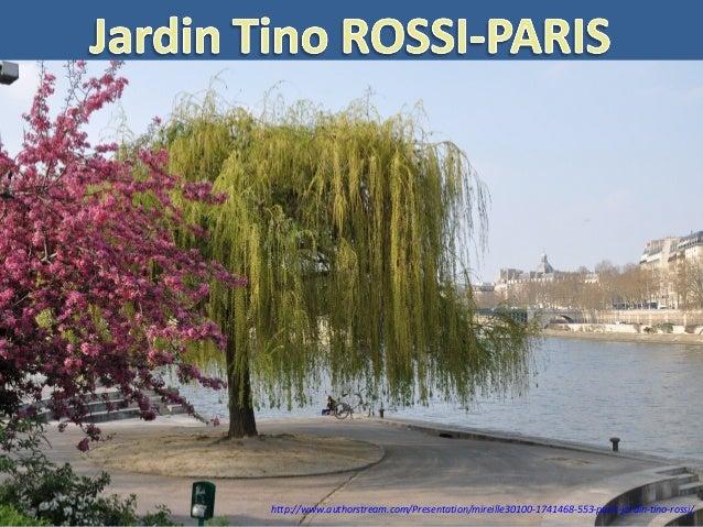 553 -Paris -jardin Tino Rossi