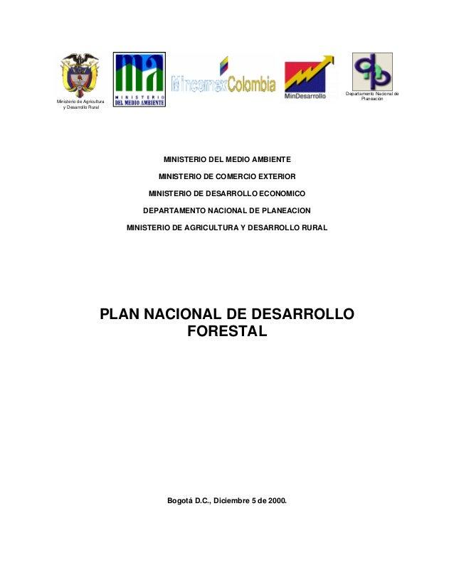 Departamento Nacional de                                                                                  PlaneaciónMinist...