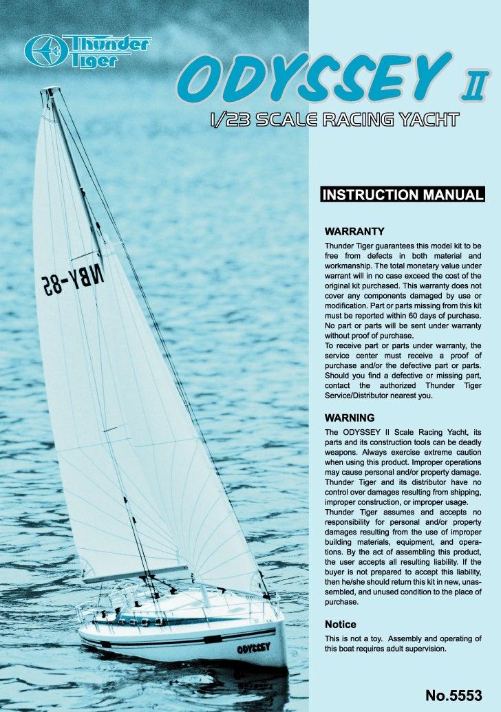 Manuale Odyssey II