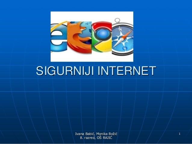 559 Sigurniji internet