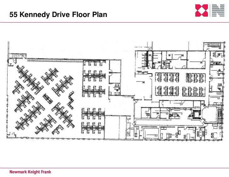 55 Kennedy Drive Floor Plan 100 Agents