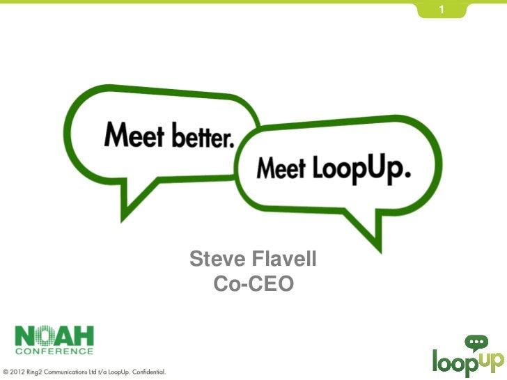 1Steve Flavell  Co-CEO