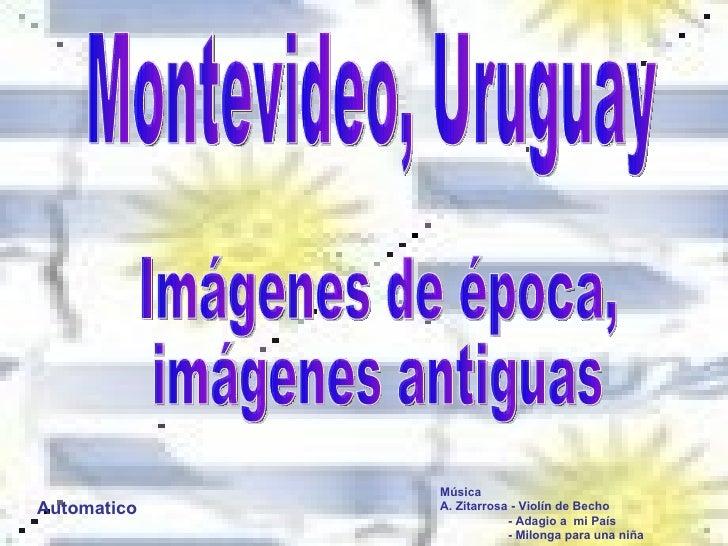 Música A. Zitarrosa - Violín de Becho - Adagio a  mi País - Milonga para una niña Automatico Montevideo, Uruguay Imágenes ...