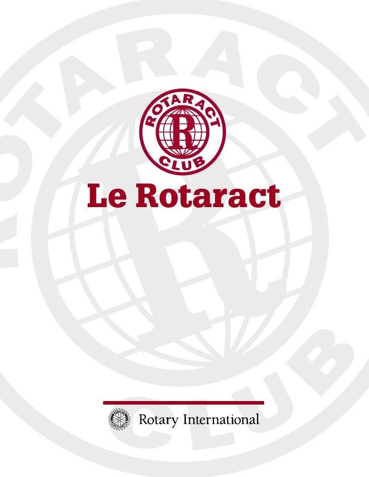 Le Rotaract