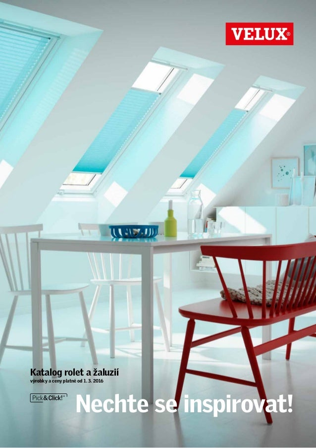 velux brochure of decorative and sunscreening products. Black Bedroom Furniture Sets. Home Design Ideas