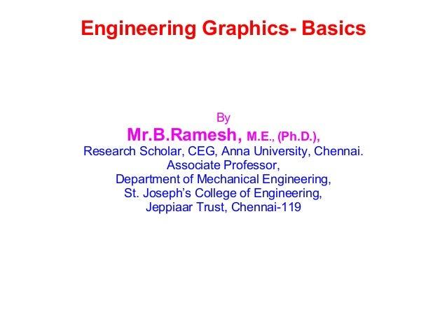 Engineering Graphics-basics
