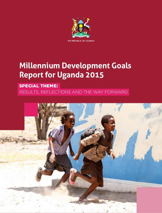 millennium final report Latest millennium development goals: the final countdown news, comment and analysis from the guardian, the world's leading liberal voice.