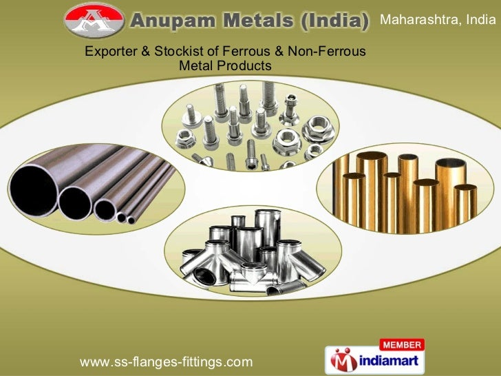 Forged Flanges By Anupam Metals (India), Mumbai