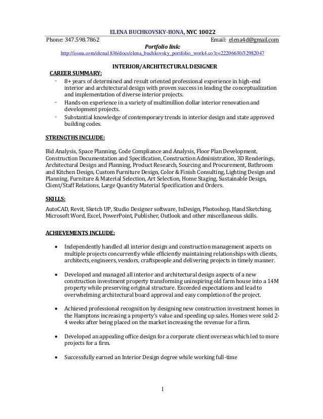 Racf resume