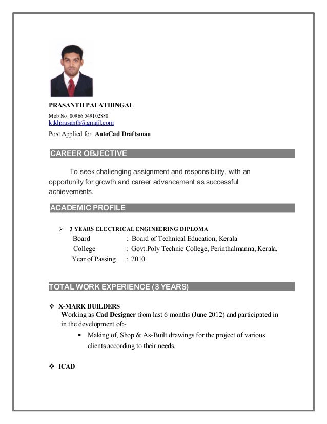 Drafting Resume Examples Dishwasher Resume Samples Architectural Drafter  Cad Drafter Resume Example