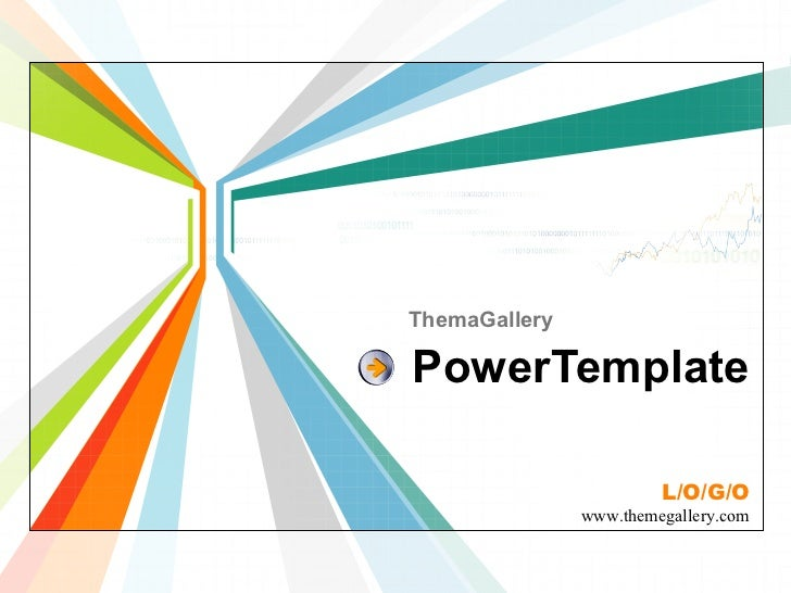 PowerTemplate ThemaGallery