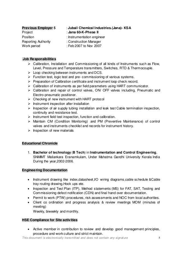 vipin resume new qc