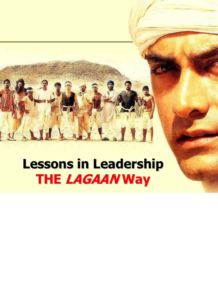Lessons in Leadership  THE LAGAAN Way