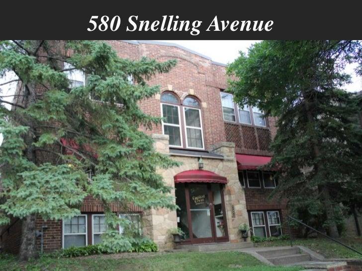 580 Snelling Avenue