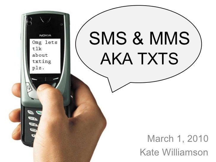 The Texting Phenomenon