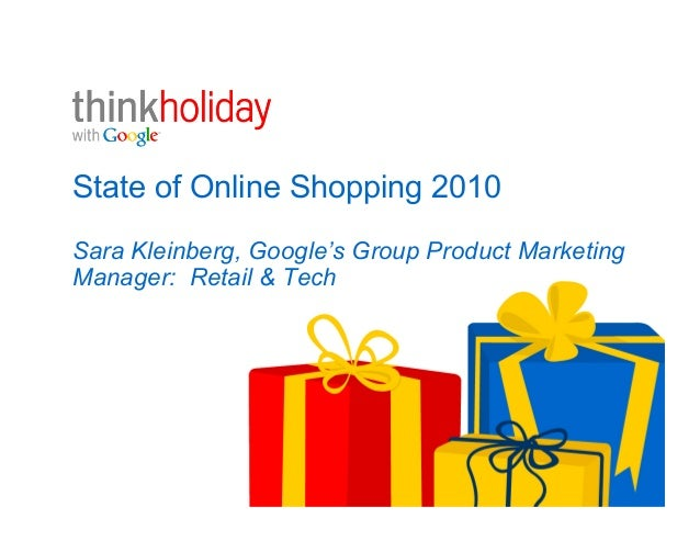 Think Holiday Webinar 8.24.10