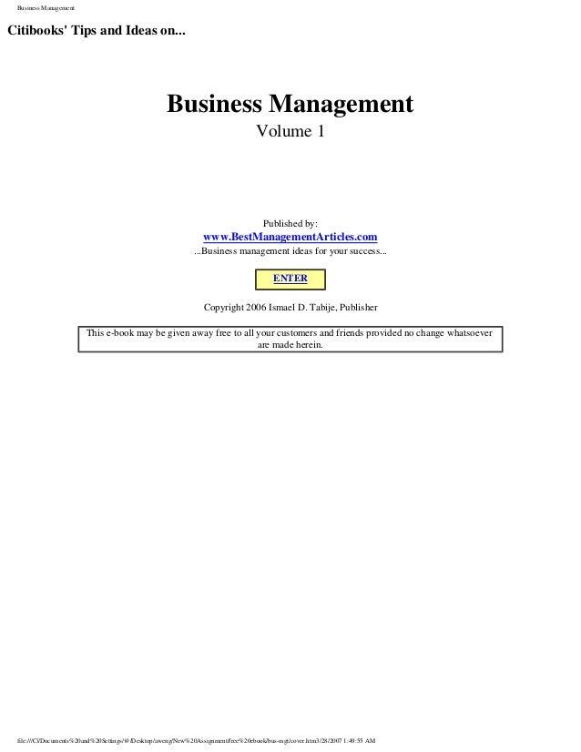 589business management,vol1(edited)