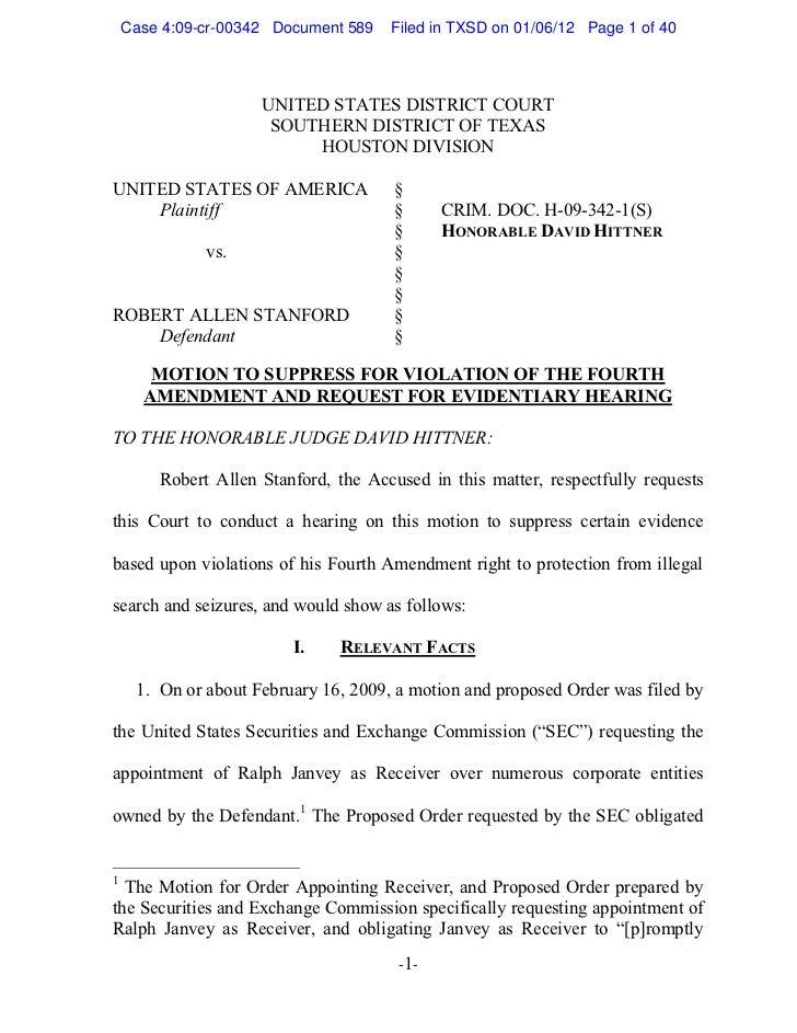 Case 4:09-cr-00342 Document 589                                                                                           ...