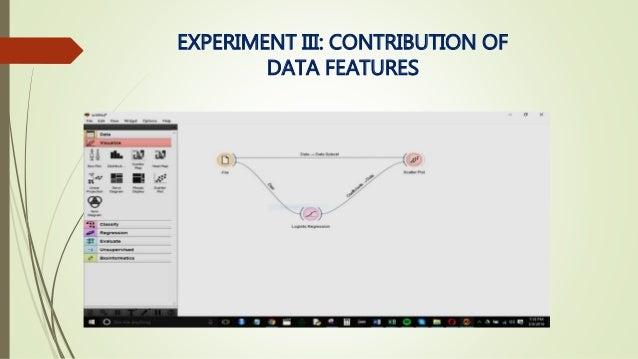 Master thesis proposal data mining