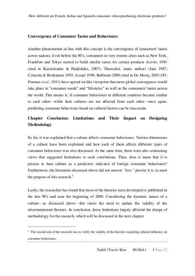 Dissertation in italian