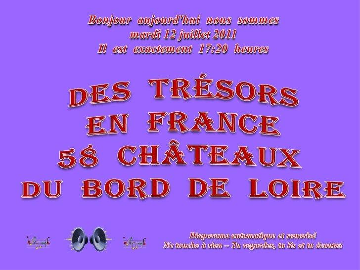 CHÂTEAU DE VILLANDRY     Indre et Loire