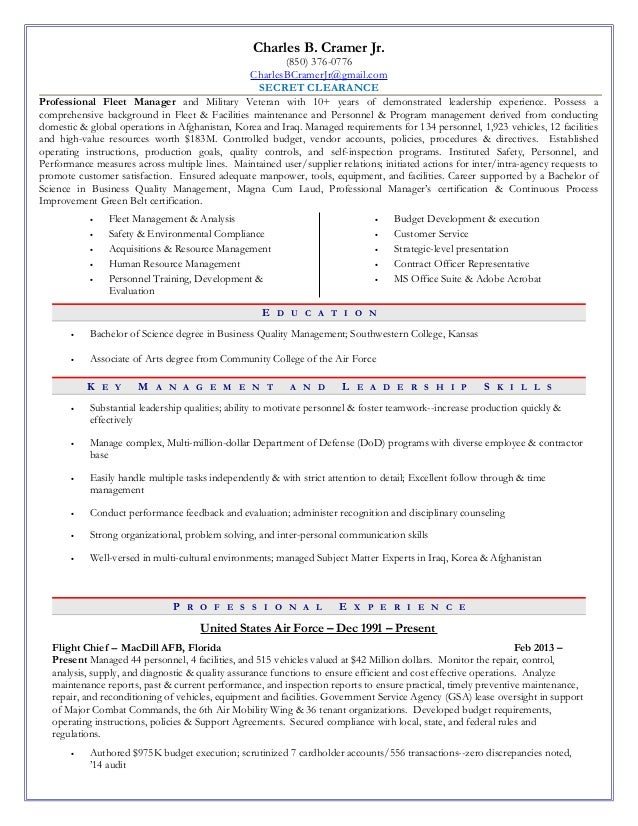 fleet manager resume cover letter car fleet manager cover letter