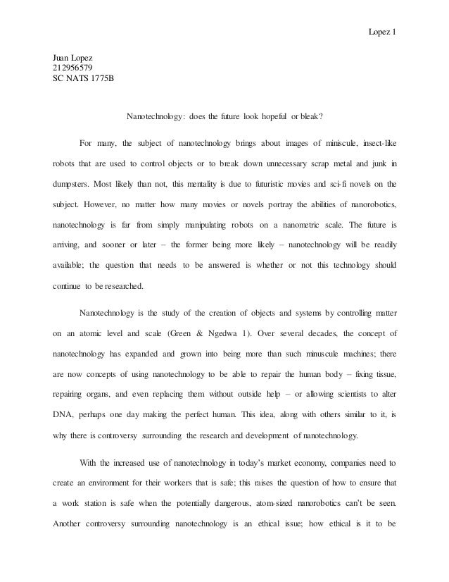 english science and technology spm essay Nanofactory technology can be used safely  afm, sfm, sem, tem, spm, fib, cnt and so on it seems scientists earn extra kudos when they come up with a new three-letter combination one of the most important acronyms in nanotechnology is afm - atomic force microscopy  jeff treder, older brother of crn executive director mike treder, is a.
