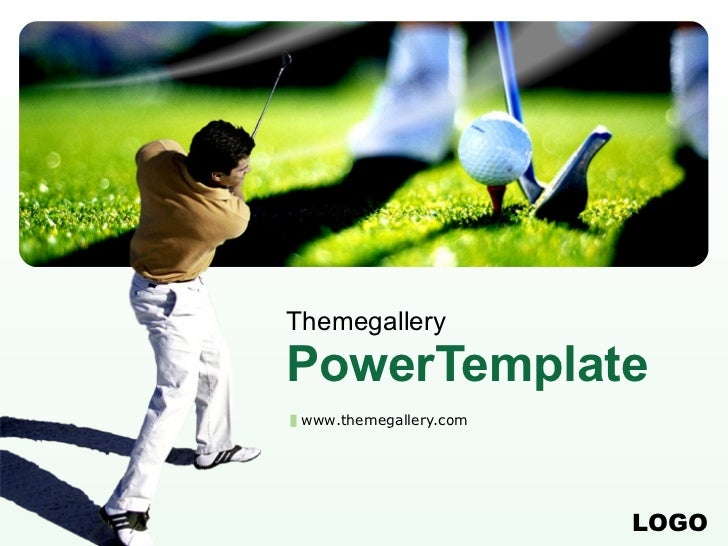 www.themegallery.com Themegallery PowerTemplate