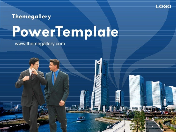 Themegallery PowerTemplate www.themegallery.com