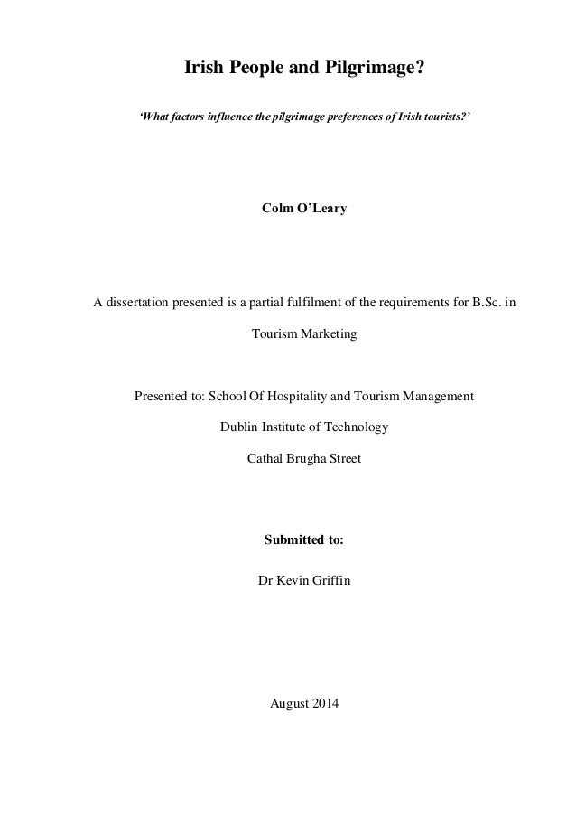 Completed dissertation religious theology thesis