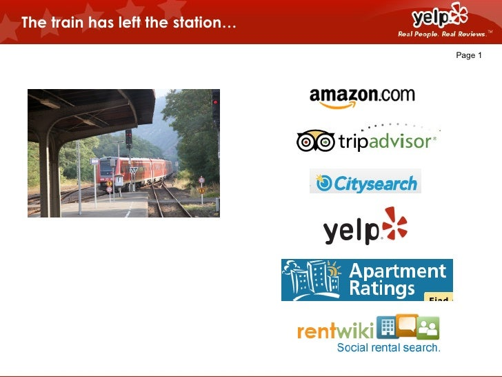 """""""Managing User-Generated Reviews"""" - Jed Nachman (Yelp) - 2009 AIM Conference"""