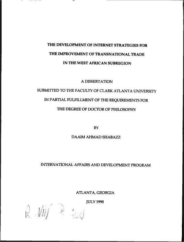 Decentralisation france dissertation