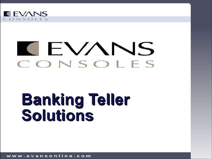 5 Banking Counters Pictures 111709