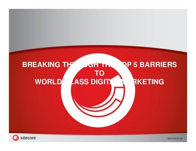 5 barriers to digital marketing final
