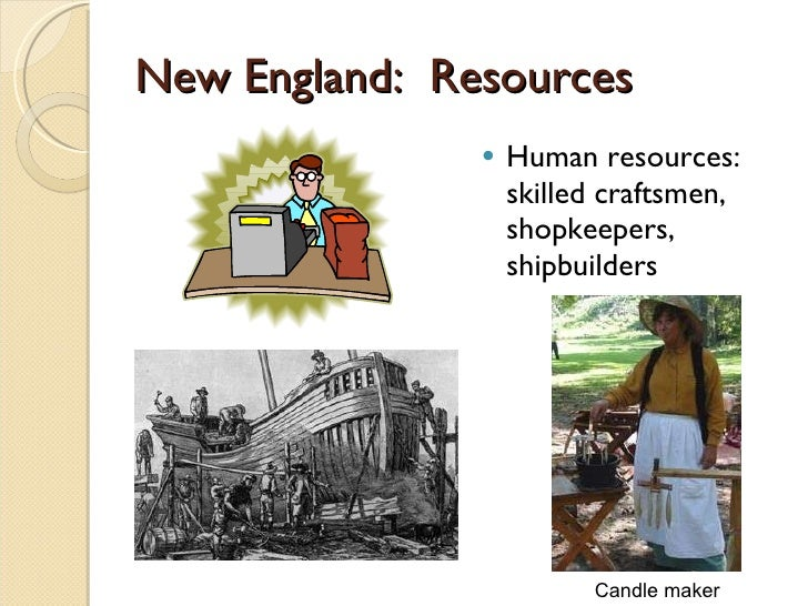 New Hampshire Products And Natural Resources