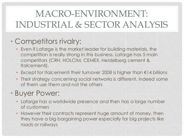 pestel crh Case study based on key reading – crh plc: successful corporate pestel and porter's 5 forces • strategic capability analysis – value chain, vrin, vrio.