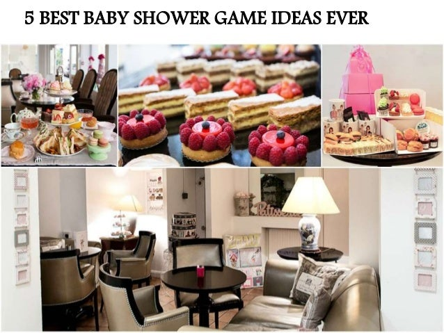 best baby shower game ideas ever