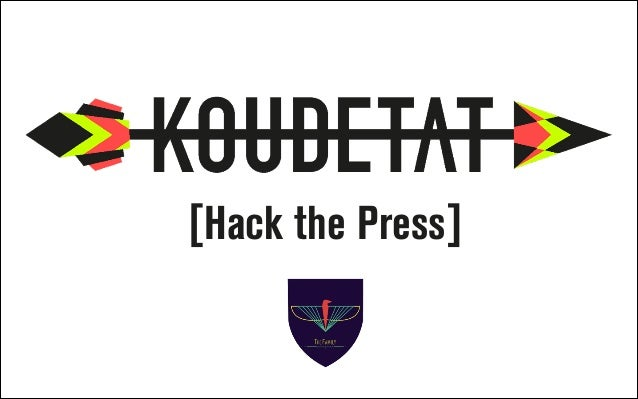 [Hack the Press]
