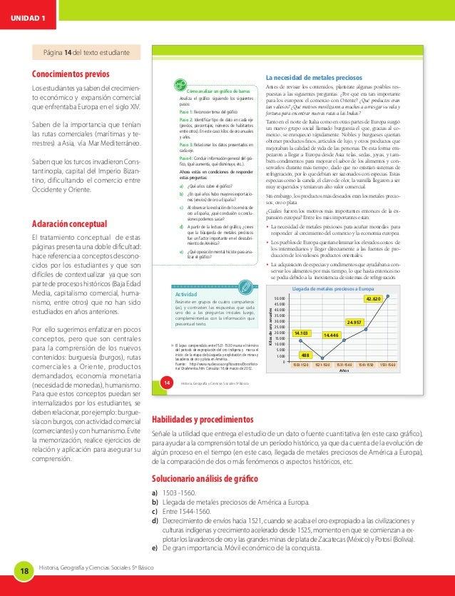 historia geografia y economia 3 santillana pdf