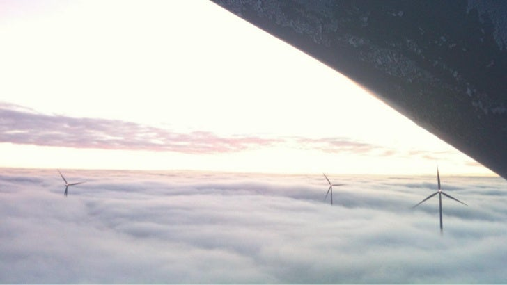 O2's wind pilot project – Large-scale cost-effective wind energy development in icing climates