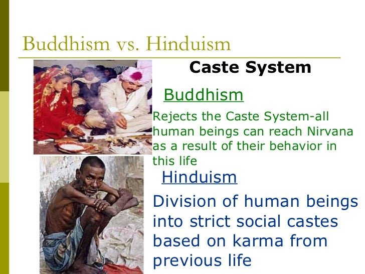 the goals of hinduism and buddhism In asia, buddhism and hinduism are the most a comparison of buddhism and hinduism hindu scriptures advocate the pursuit of many goals in ones life.