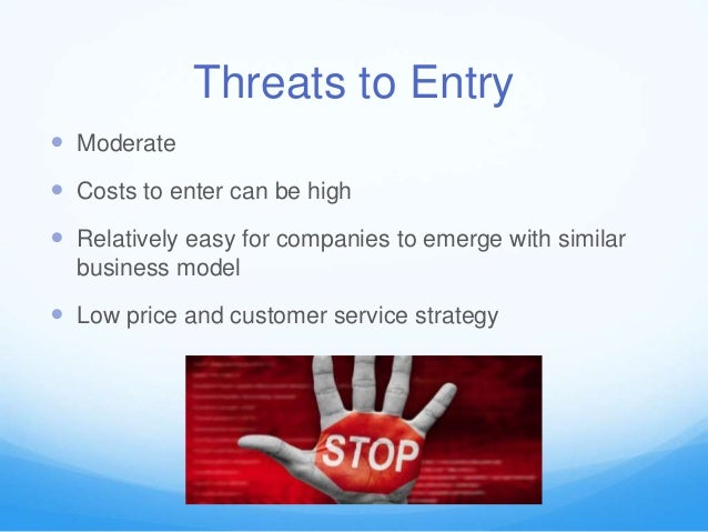 threat of entry Porter's threat of substitutes porter's five forces of competition threat of new entrants supplier power 12 responses to threat of substitutes (one of.