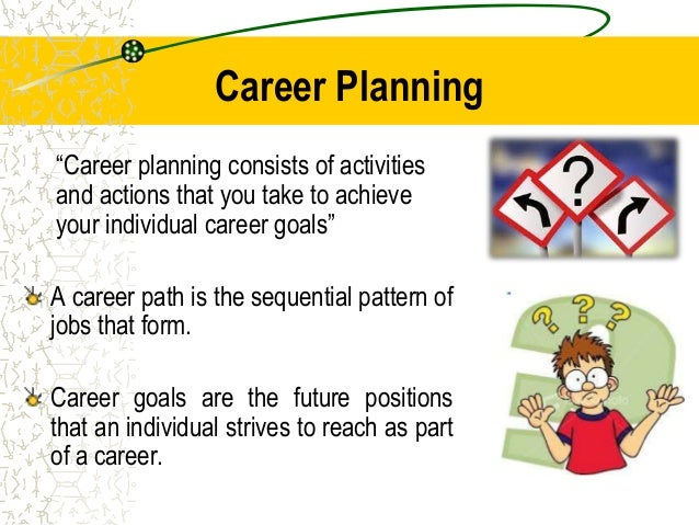 Career plans: Is this possible?